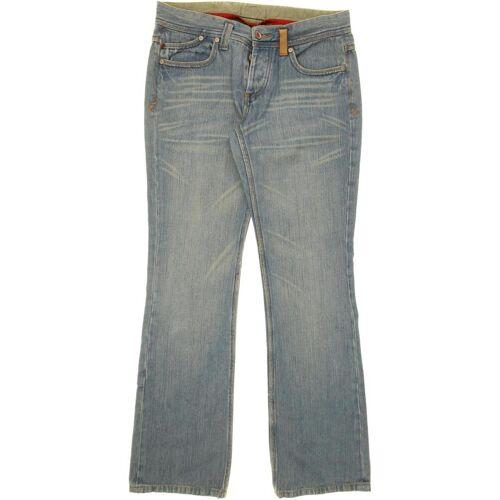 gsus Damen Jeans blau, INCH 29 blau