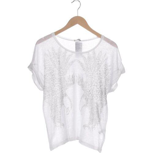 iheart Damen T-Shirt weiß, INT S, Leinen weiß