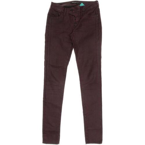 mavi Damen Jeans rot, INCH 27 rot