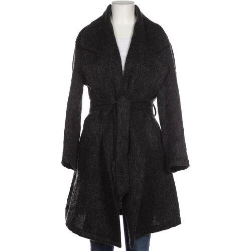 someday. Damen Mantel grau, INT S, Mohair Synthetik Wolle grau