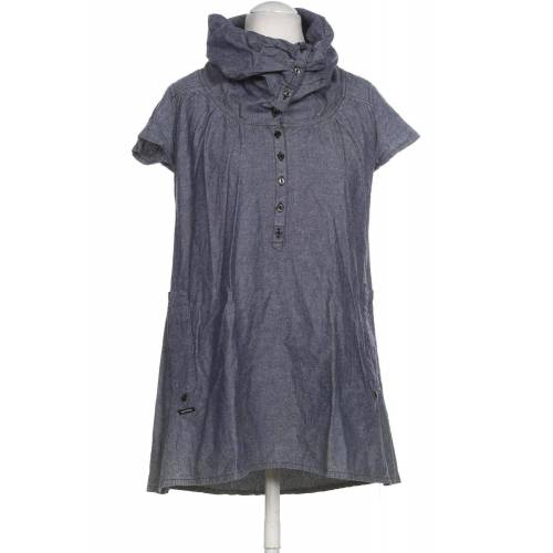 supremebeing Damen Bluse grau, INT XS, Baumwolle grau