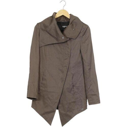 tigha Damen Mantel beige, INT XS, Synthetik Viskose beige