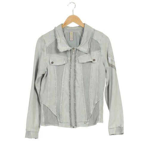 tredy Damen Jacke blau, EUR 40, Elasthan Baumwolle blau