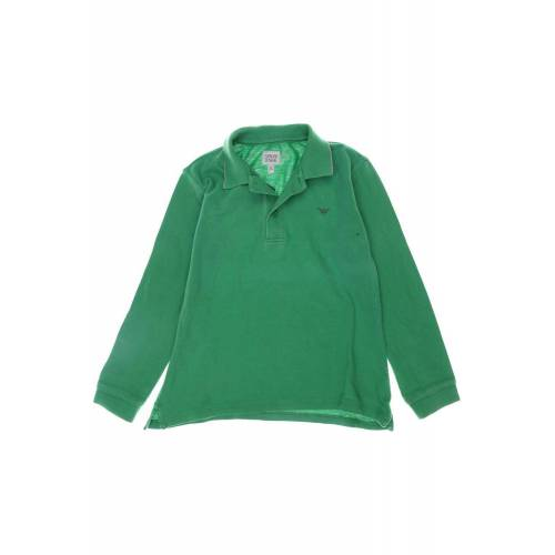 Giorgio Armani JUNIOR Herren Poloshirt grün, US 9-10 Jahre grün