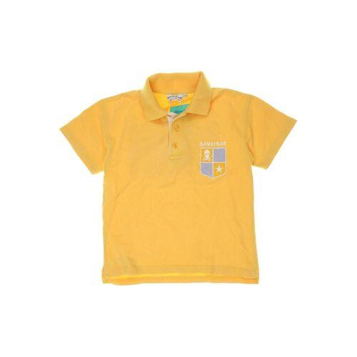 SANSIBAR Herren Poloshirt orange, DE 116 orange
