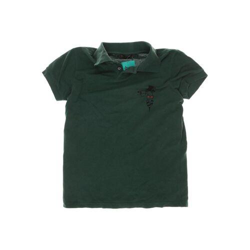 Trussardi Herren Poloshirt grün, US 11-12 Jahre, Baumwolle grün