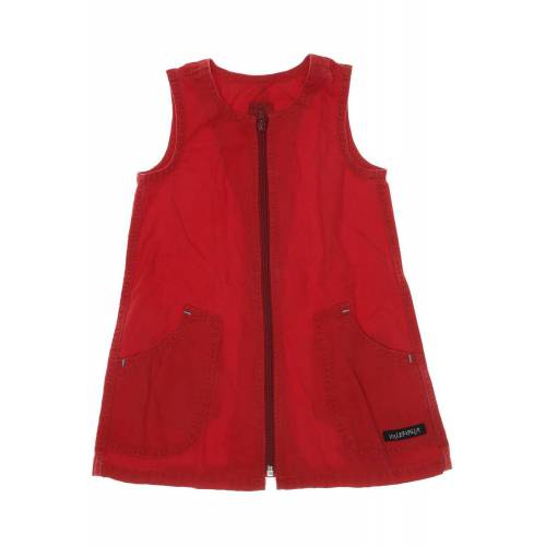 Villervalla Damen Kleid rot, DE 92, Baumwolle rot