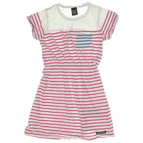 Villervalla Damen Kleid pink, DE 128, Baumwolle pink