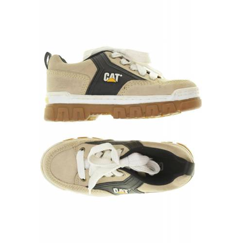 Caterpillar CAT by Caterpillar Herren Sneakers beige, DE 38, Leder 5085B2C beige