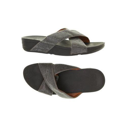 FitFlop Damen Sandale grau, UK 6.5 grau