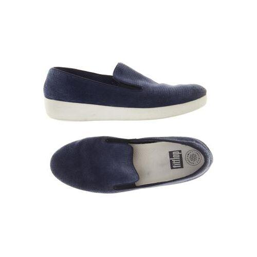 FitFlop Damen Sneakers blau, DE 41 blau