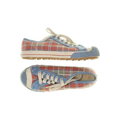 PF Flyers Damen Sneakers blau, DE 40.5 blau