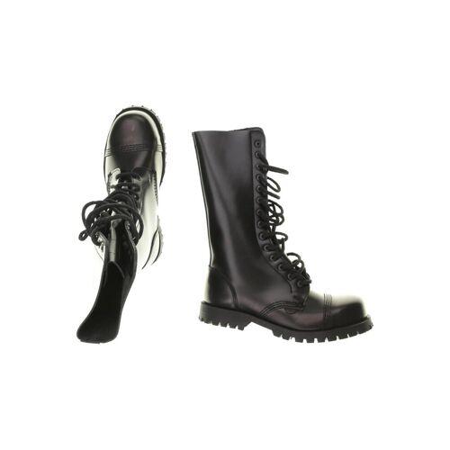 UNDERGROUND Damen Stiefel schwarz, UK 5 schwarz