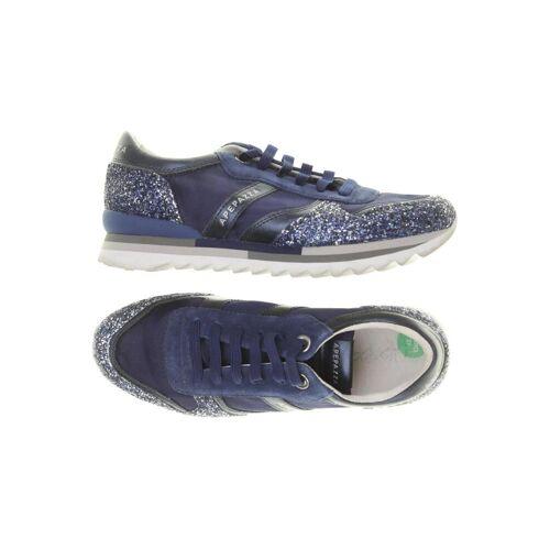 Apepazza Damen Sneakers blau, DE 37 blau
