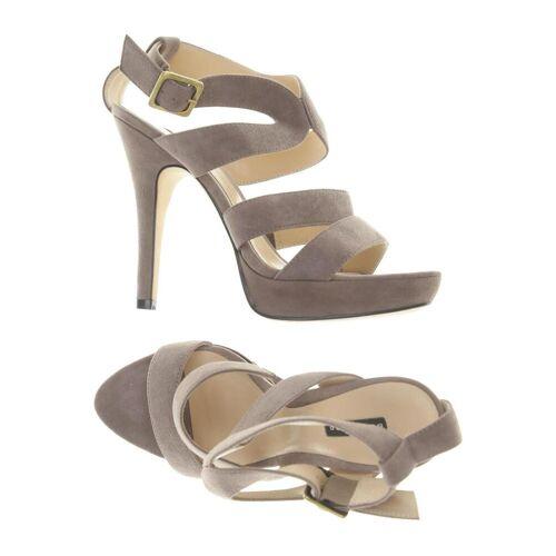 BELMONDO Damen Sandale braun, DE 37 05EFC89 braun