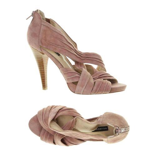 BELMONDO Damen Pumps pink, DE 38 69480AB pink