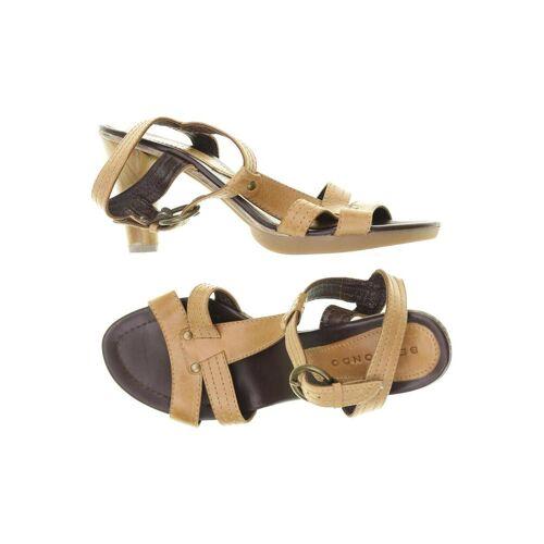 BELMONDO Damen Sandale braun, DE 39 05BD41D braun