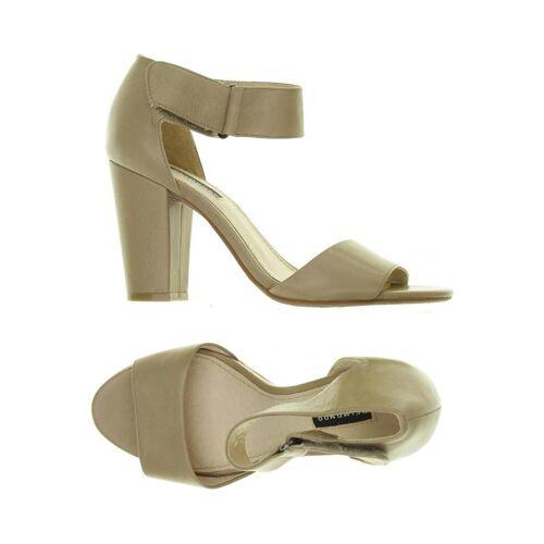 BELMONDO Damen Sandale beige, DE 37 DBE0952 beige