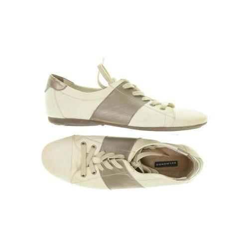 BELMONDO Damen Sneakers beige, DE 41 beige