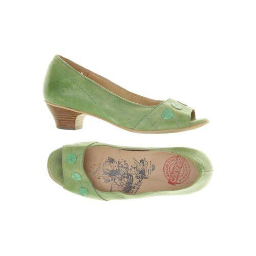 Brako Damen Pumps grün, DE 37 grün
