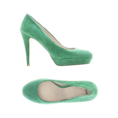 Bronx Damen Pumps grün, DE 38 grün