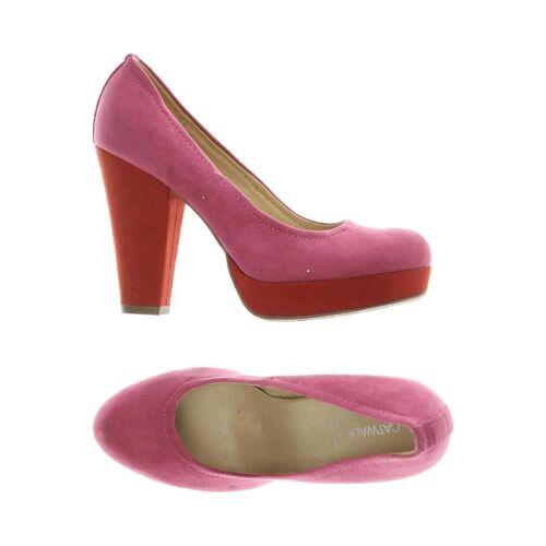 Catwalk Damen Pumps pink, DE 38 pink