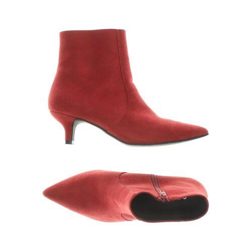 Catwalk Damen Stiefelette rot, DE 37 rot