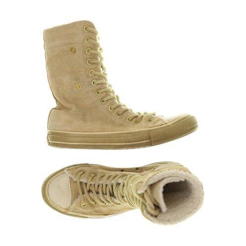 Converse Damen Stiefel beige, US 5.5 beige