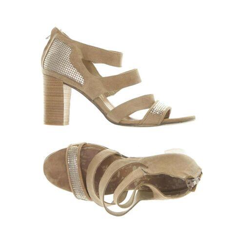 DKODE Damen Sandale beige, DE 40 beige