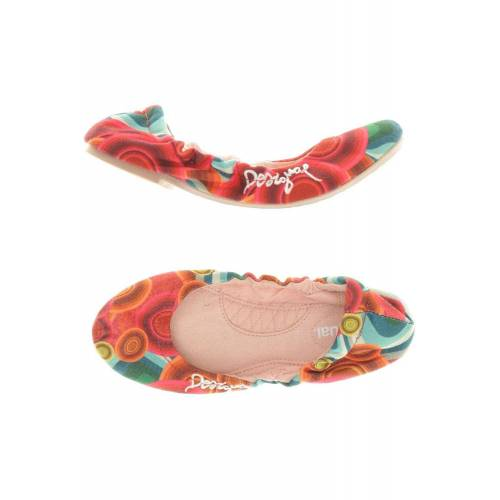 Desigual Damen Ballerinas rot, DE 39 CFF8492 rot