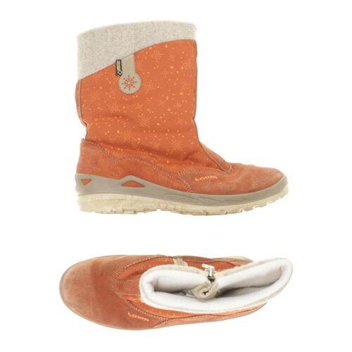 LOWA Damen Stiefel orange, DE 38 orange