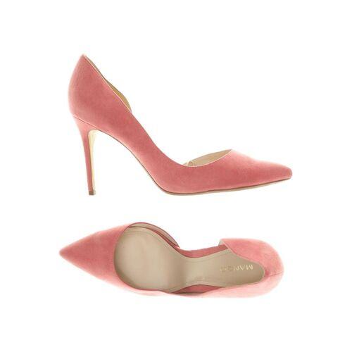 MANGO Damen Pumps pink, DE 39 pink