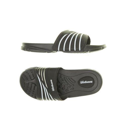 Manguun Damen Sandale schwarz, DE 38 schwarz