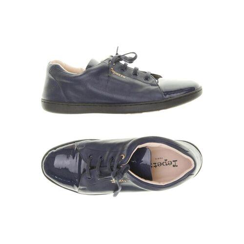 Repetto Damen Sneakers blau, DE 37 blau