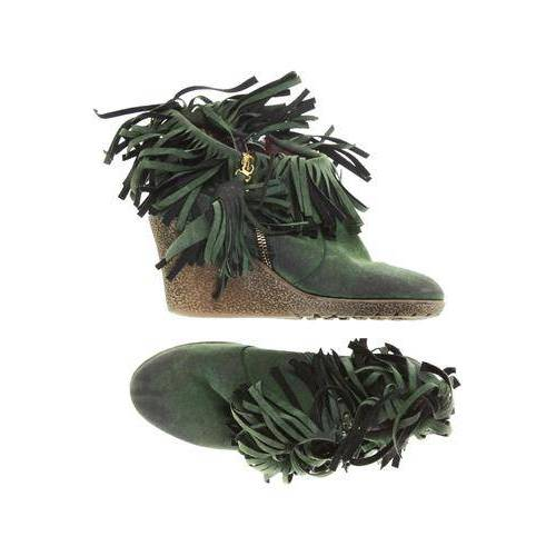 Sacha Damen Stiefelette grün, DE 37 grün