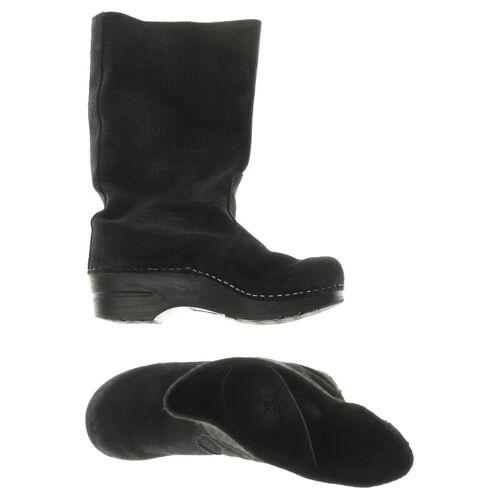 Sanita Damen Stiefel schwarz, DE 36 schwarz
