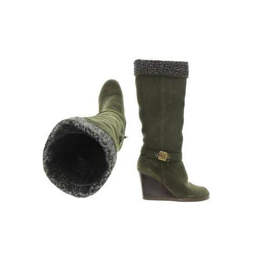 Scholl Damen Stiefel grün, DE 36 grün