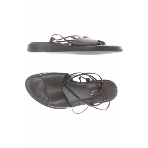 Strenesse Damen Sandale braun, DE 36.5 braun