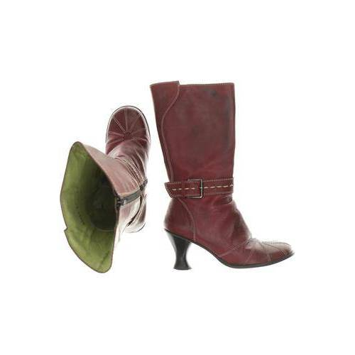 Tiggers Damen Stiefel rot, DE 39 rot