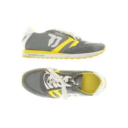 Trussardi Damen Sneakers grau, DE 39 grau