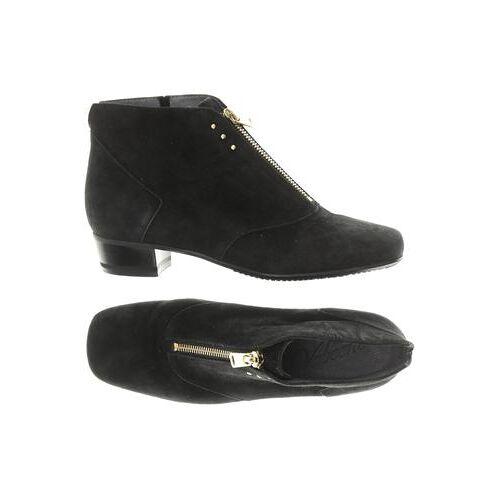Vabeene Damen Stiefelette schwarz, DE 37.5 schwarz