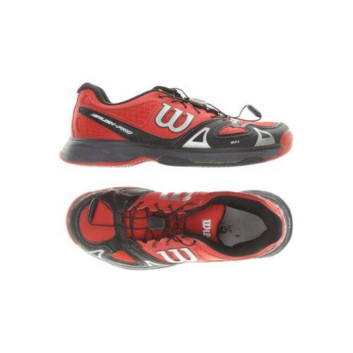 Wilson Damen Sneakers rot, DE 37.5 rot