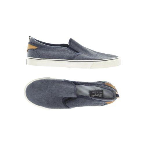 Wrangler Damen Sneakers blau, DE 37 blau