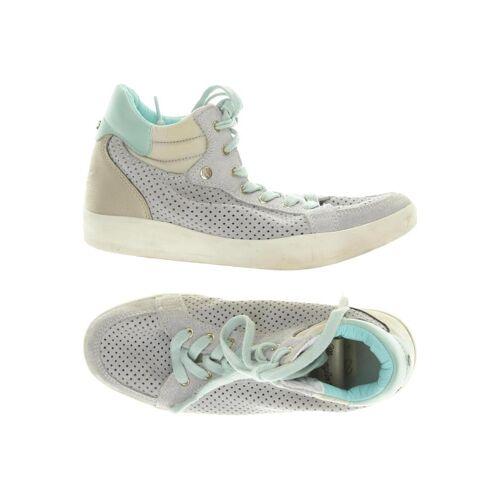 Wrangler Damen Sneakers grau, DE 36 grau