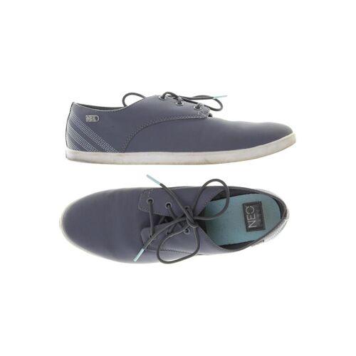 Adidas NEO Damen Halbschuh grau, UK 5.5 grau