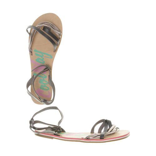 coolway Damen Sandale schwarz, DE 40 schwarz