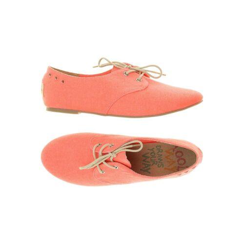 coolway Damen Sneakers orange, DE 37 orange