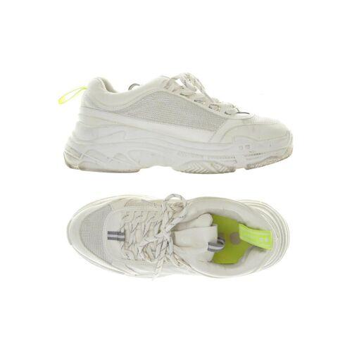coolway Damen Sneakers weiß, DE 40 weiß