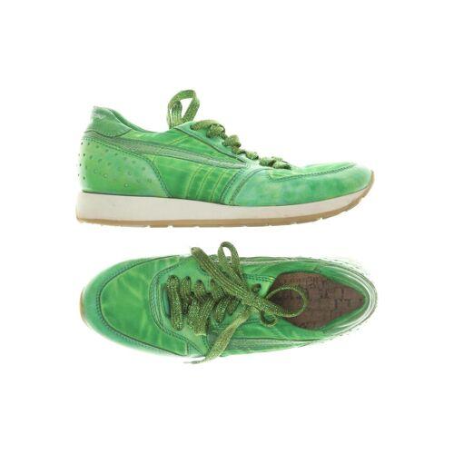 primabase Damen Sneakers grün, DE 37 grün