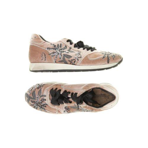 primabase Damen Sneakers pink, DE 38.5 pink